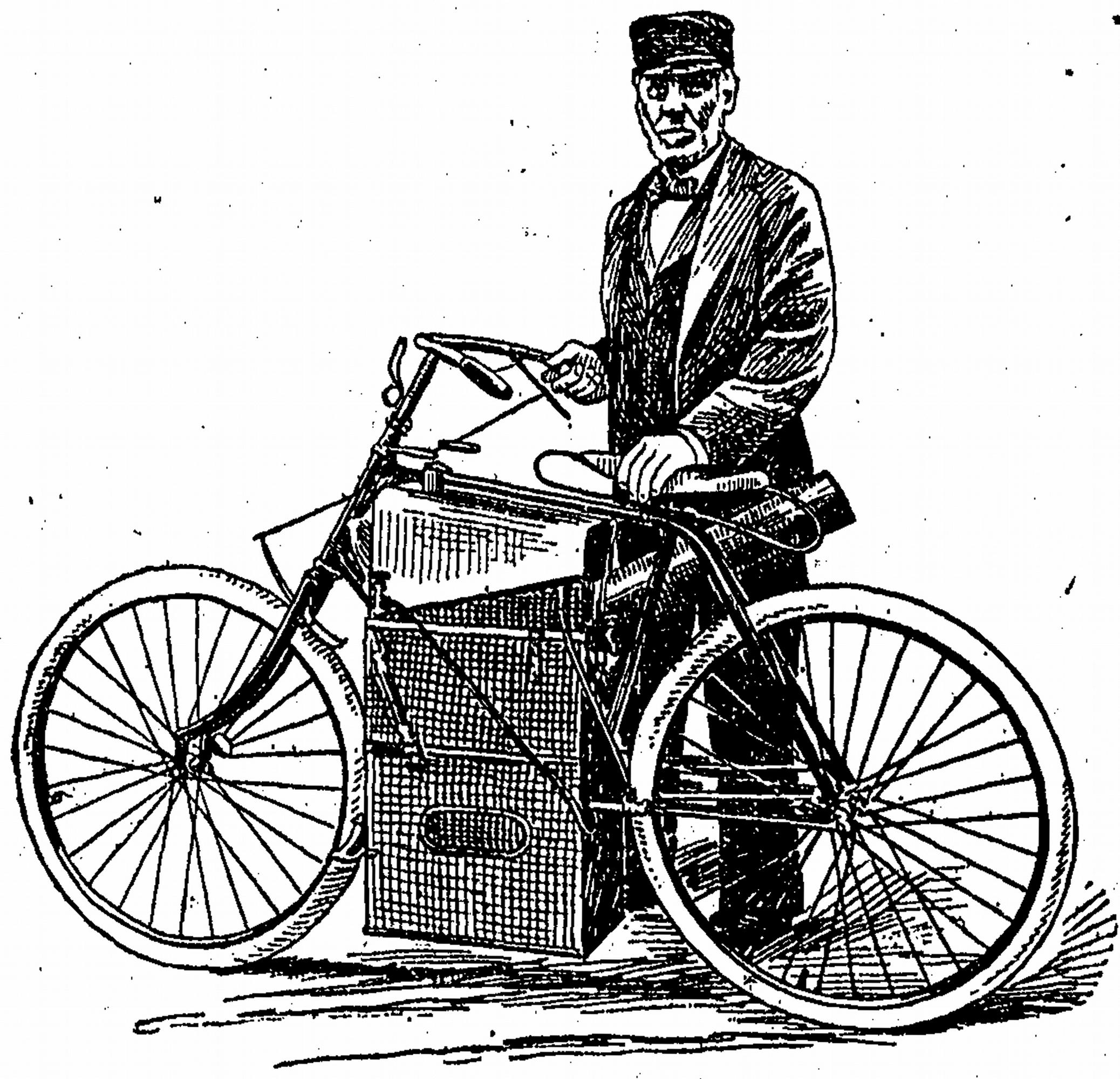 Vom Laufrad zum Motorrad