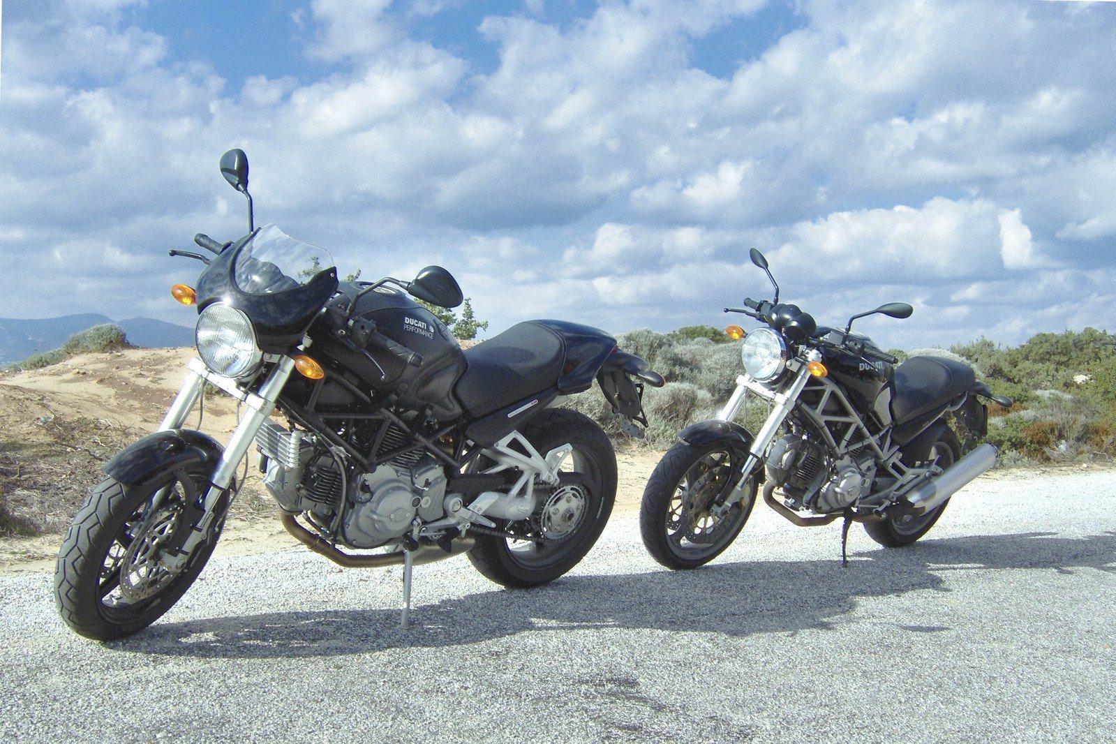 Die Geschichte der Motorräder